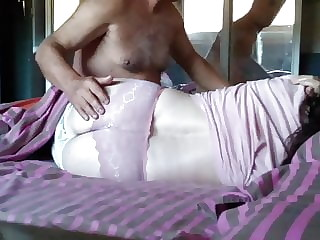 M'y wife Wake up to get fucked