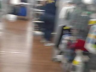 Mexican granny Bbw at Walmart