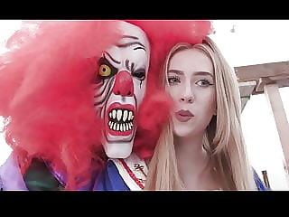 Halloween Anal Fuck Fest #1