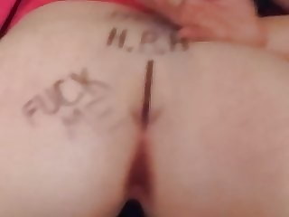 slut Wife begs. Hubby to be a whore