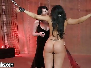 Mistress feels like Giselle has not learned her lesson