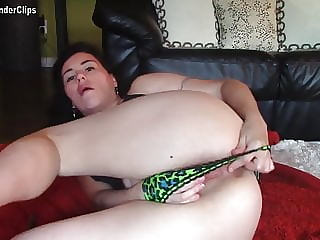 Smelling her fragrant ass