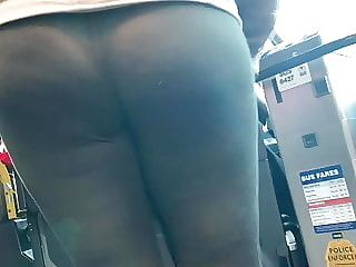 Musky Butt DC Ethiopian Milf Thirsty 4 Attention
