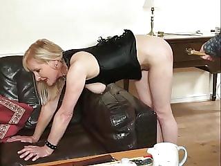 Blond Milf Punished