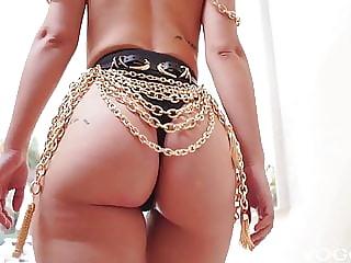 VOGOV Alina Lopez does squirt splits on hard cock