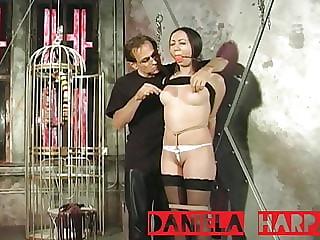 Daniela Harpaz whipping tits