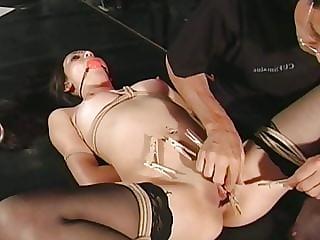 Daniela Harpaz BDSM Dungeon Slave
