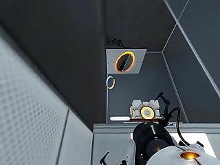 Portal 2 - Portal IQ Test - By PortalDanger099