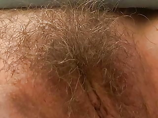 Huge Tits and Hairy Pussy