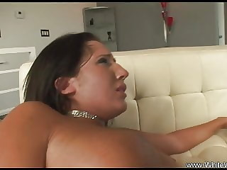 Big Tit MILF Sucks Fucks BBC with favorite DoggyStyle