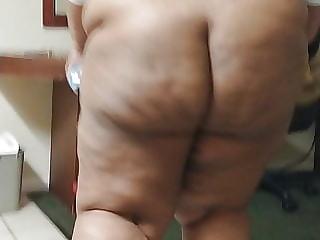 Powderpuff313 naked walk