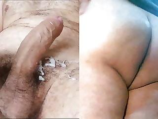 Antonella fuck chair for nice cock