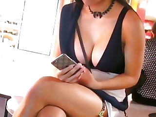 Hot Big Breast Asian Teen