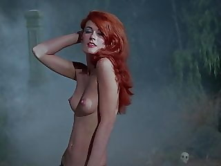 Season Of The Witch - vintage 60's topless dance tease