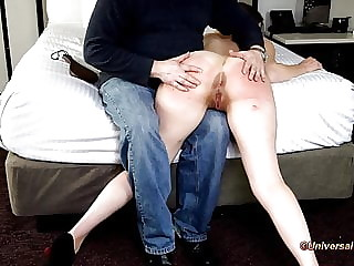Falling Into The Wrong Hands - Spanking