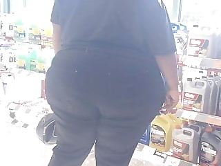 SBBW Wide Big Black Booty in the store