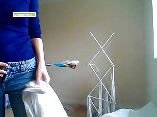 British Woman Laundry Farts