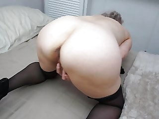 Dirty grandma wants your cock