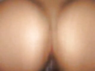 Nice ass ebony