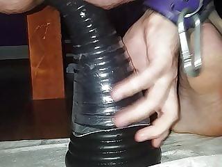 Cone in Ass