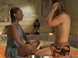 Special Massage For MyI ndian Babe