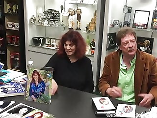 Kay Parker Book Signing