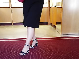 Feet in Nylon - Video 39