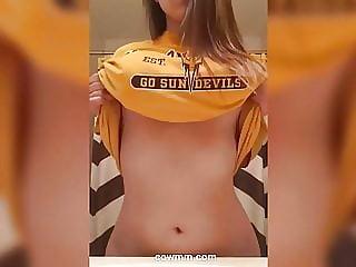 Big tits girl II
