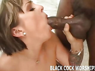 Nothing feels better than a big black cock