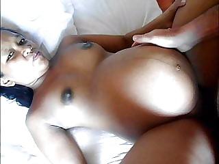 pregnant young asian Regie enjoy sex