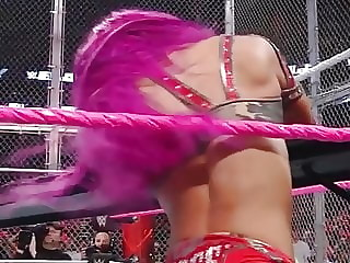 Sasha Banks - WWE Hell in a Cell 2016