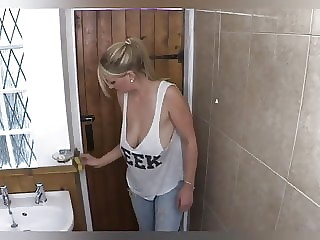 downblouse compilation
