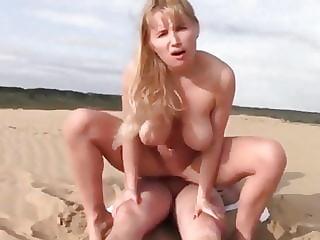 Busty girl