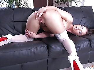 Sofa orgasm