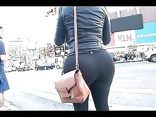Big ass of a beautiful Latina