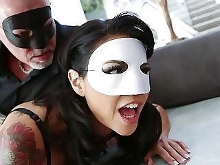 Dana Vespoli kinky anal submission