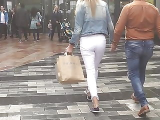 Nice White Jeans