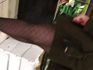 Sexy in supermarket