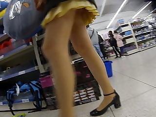 women mature stocking