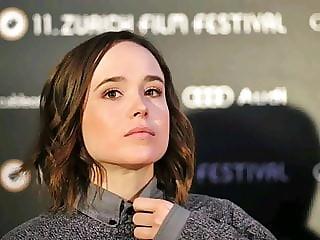 Ellen Page Jerk off challenge