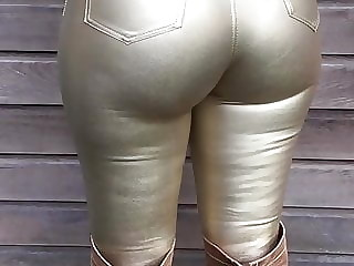 Stephanie Wolf - anal hooker - my big ass in my golden jeans
