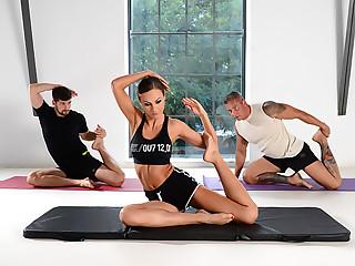 DP Yoga Session